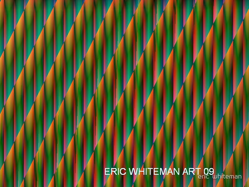 ( OVERHTED 6 ) ERIC WHITEMAN ART    by eric  whiteman