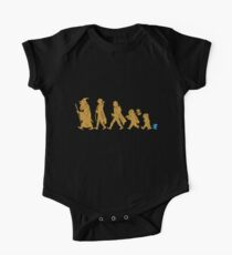 Funny Fellowship of The Ring Kids Clothes