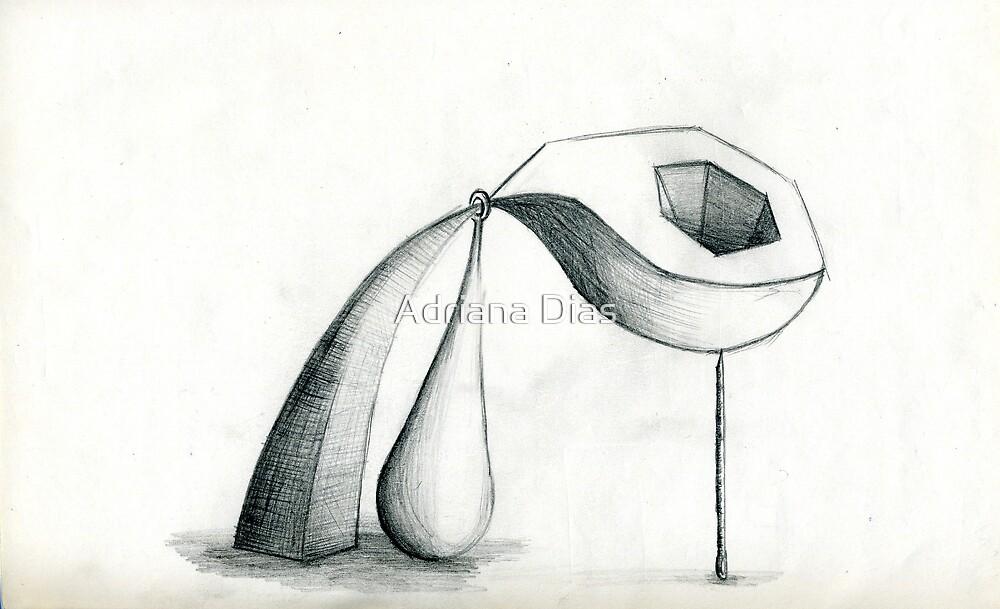 Reason + Passion = Equilibrium by Adriana Dias