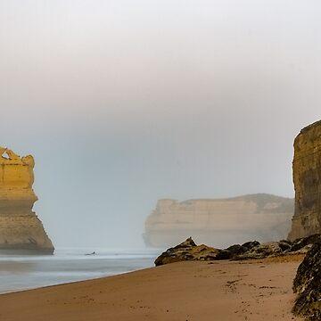 12 Apostles Great ocean road by MattBradfield