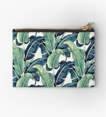 Banana Leaves Studio Pouch