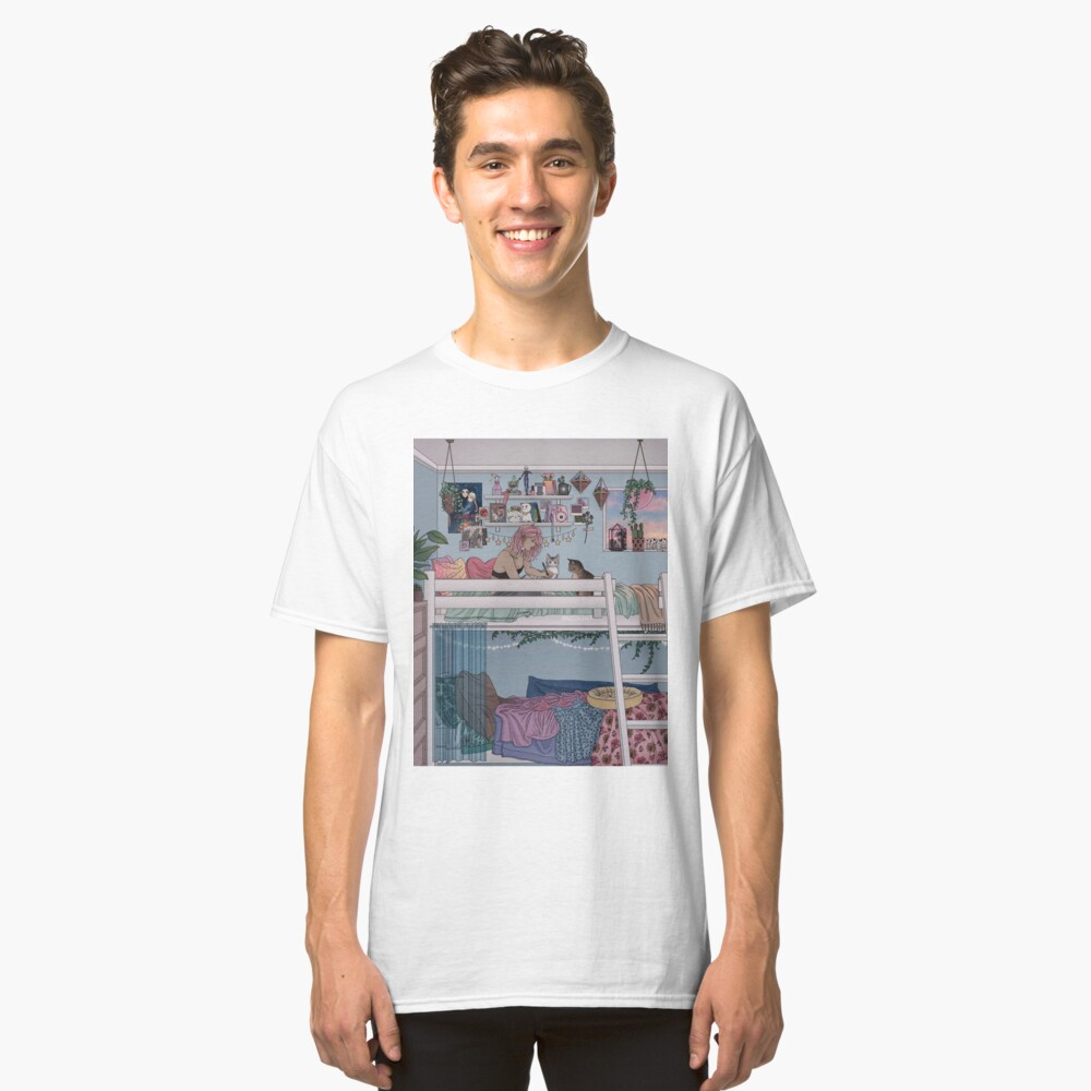 Pastell Daydreams Classic T-Shirt