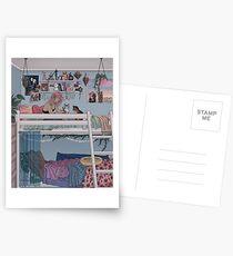 Pastell Daydreams Postkarten