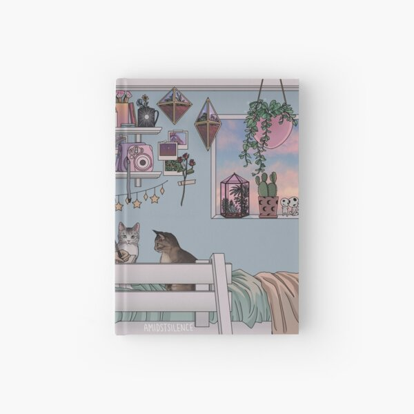 Pastel Daydreams Hardcover Journal