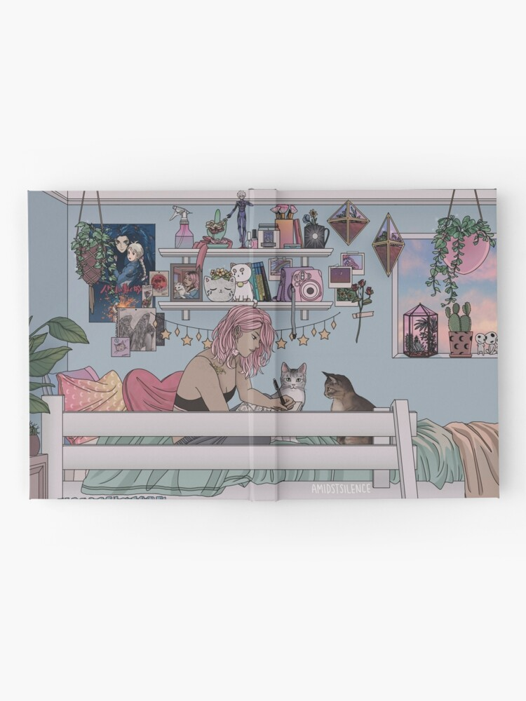 Alternate view of Pastel Daydreams Hardcover Journal