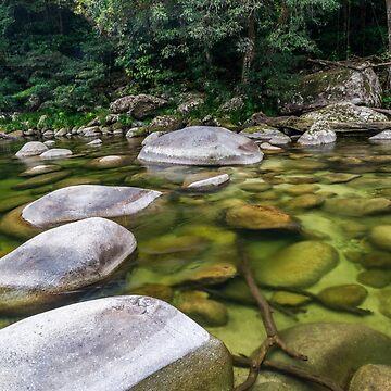 Mossman Gorge by MattBradfield