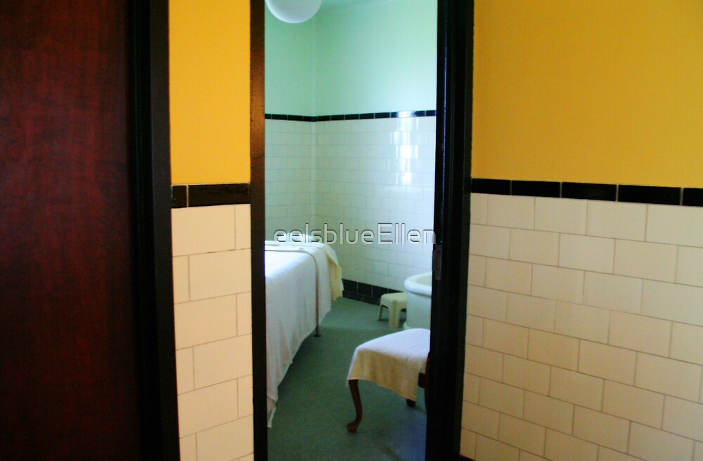 Bath House by eelsblueEllen