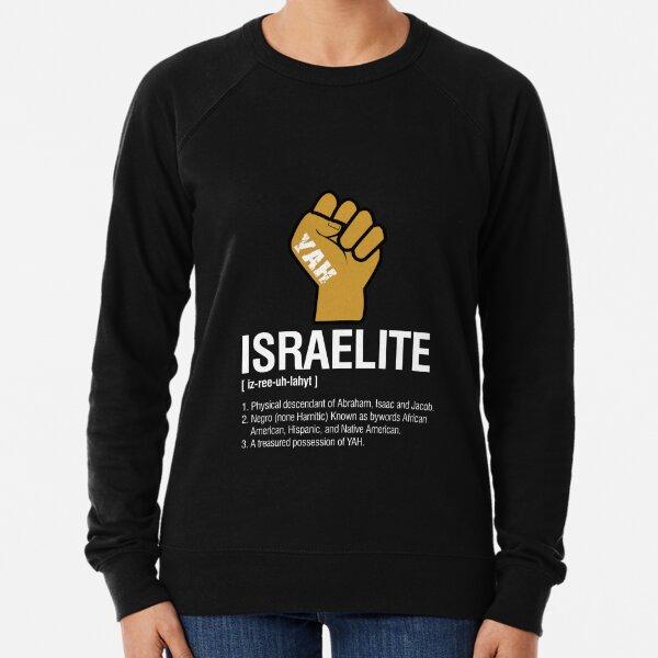 Israelite Definition Lightweight Sweatshirt