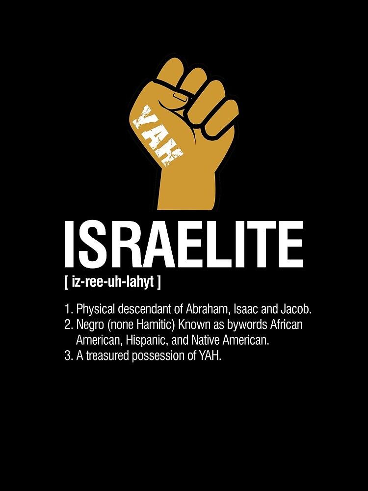 Israelite Definition by CreativeStrike