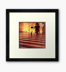 and laughed and laughed Framed Print
