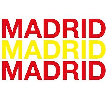 MADRID by eyesblau