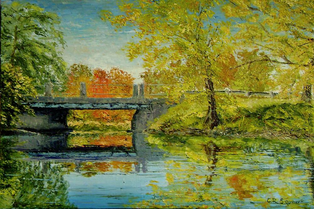 Rock Creek Bridge by Carol Seymour