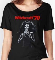 Witchcraft '70 movie shirt! Women's Relaxed Fit T-Shirt