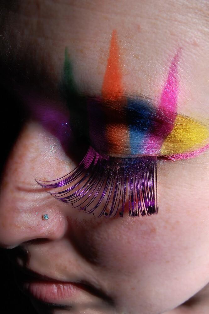 Rainbow Eyes by bev0191