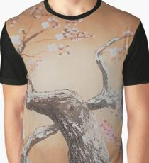 Abstract Blooms  Graphic T-Shirt