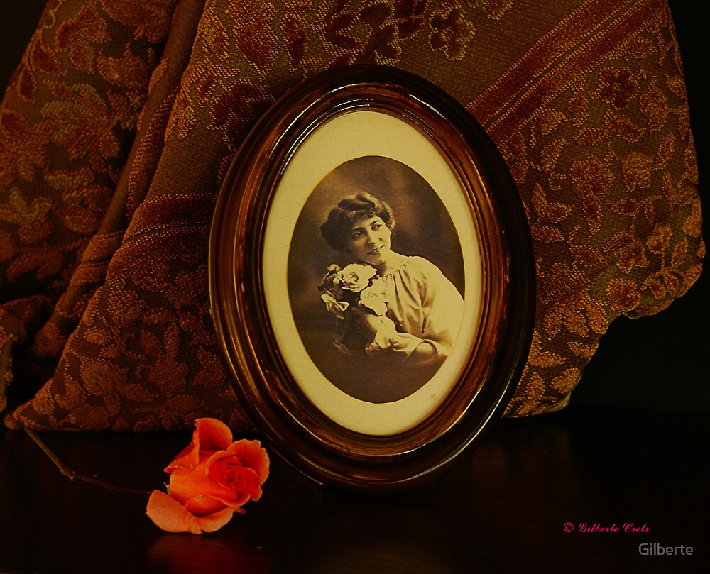 My Mother by Gilberte