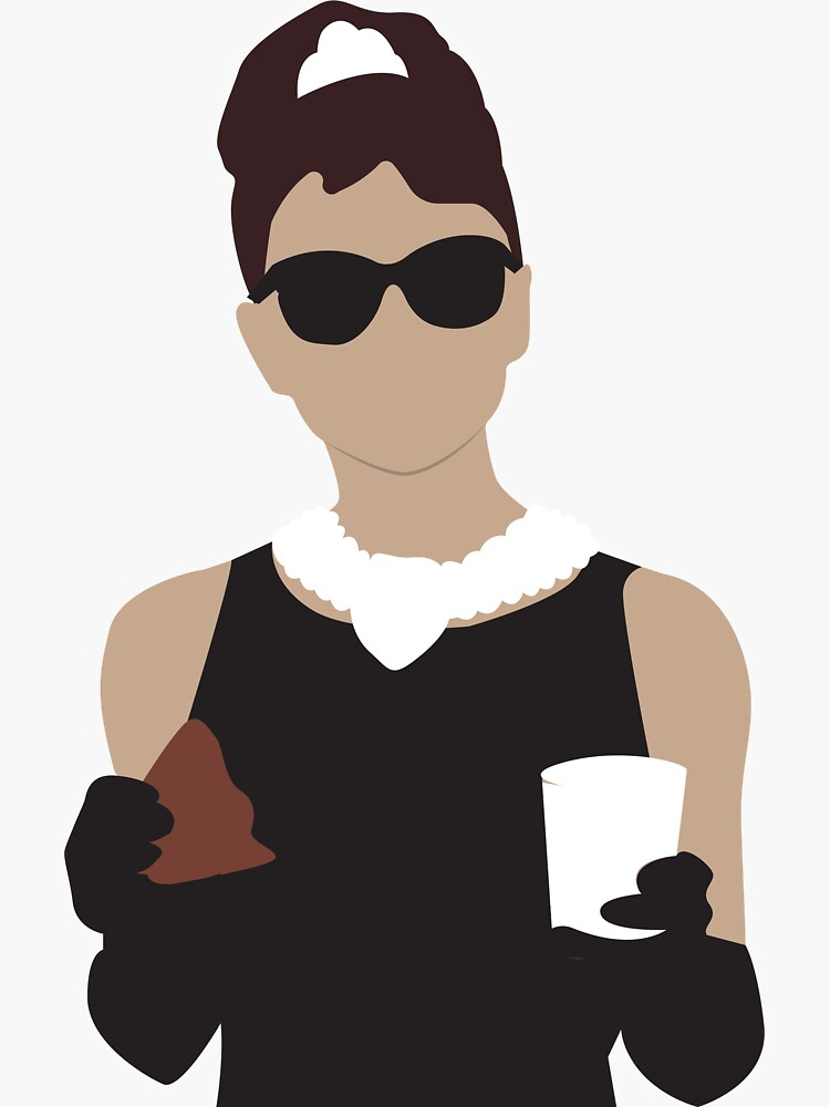 BREAKFAST AT TIFFANY'S by funkythings