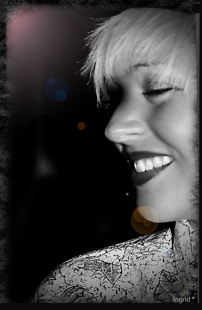 Portrait by Ingrid *