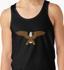 Eagle coat of arms bird Tank Top