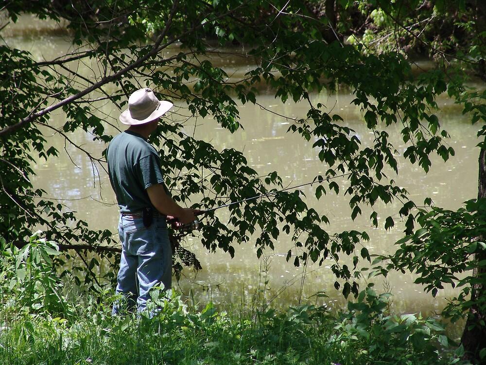 The Fisherman by MRuss