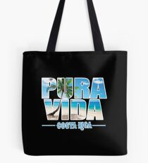 VIDA Tote Bag - Blue Iris by VIDA