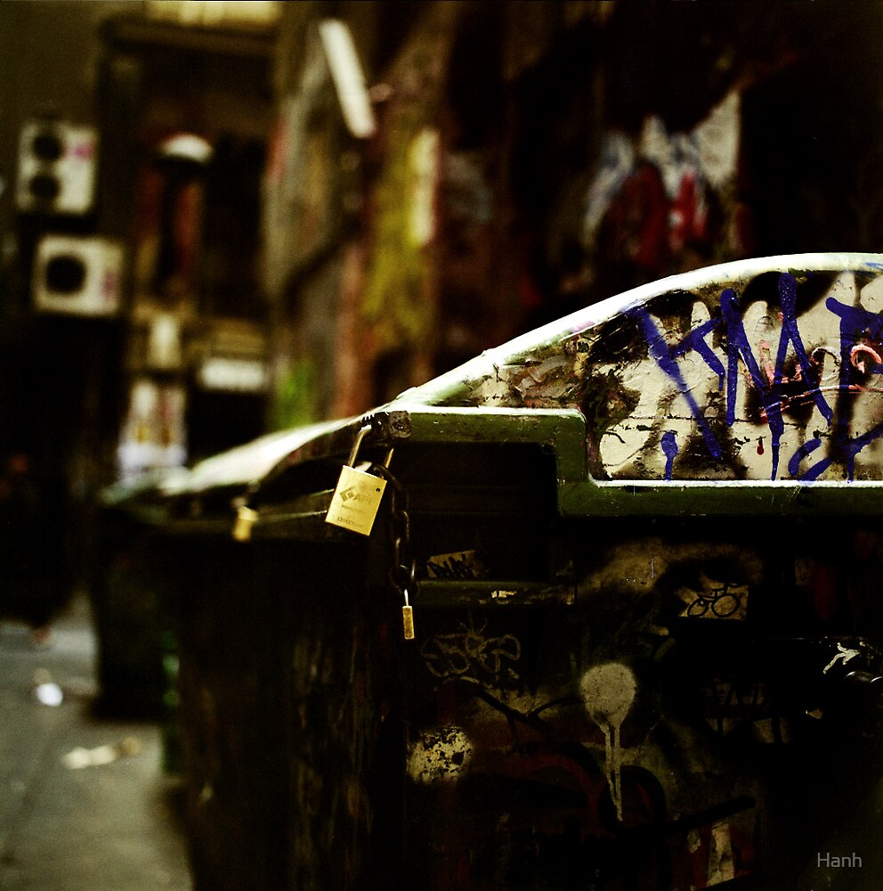 Dumpsters by Hanh