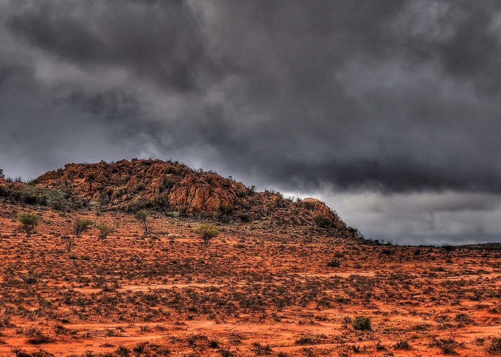 Overdue Rain by Rod Wilkinson