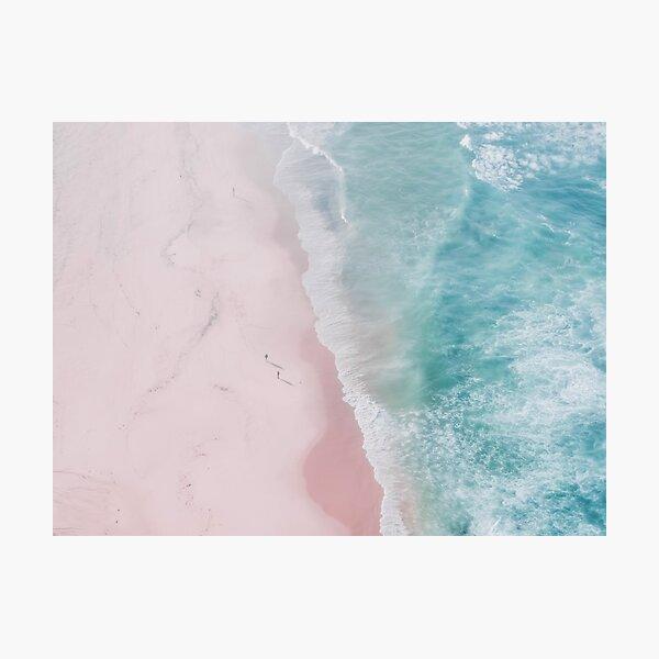 Ocean walk Photographic Print
