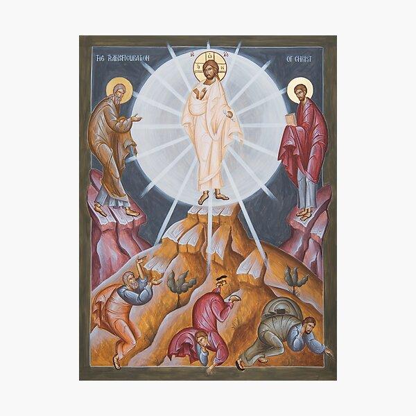 Transfiguration Photographic Print