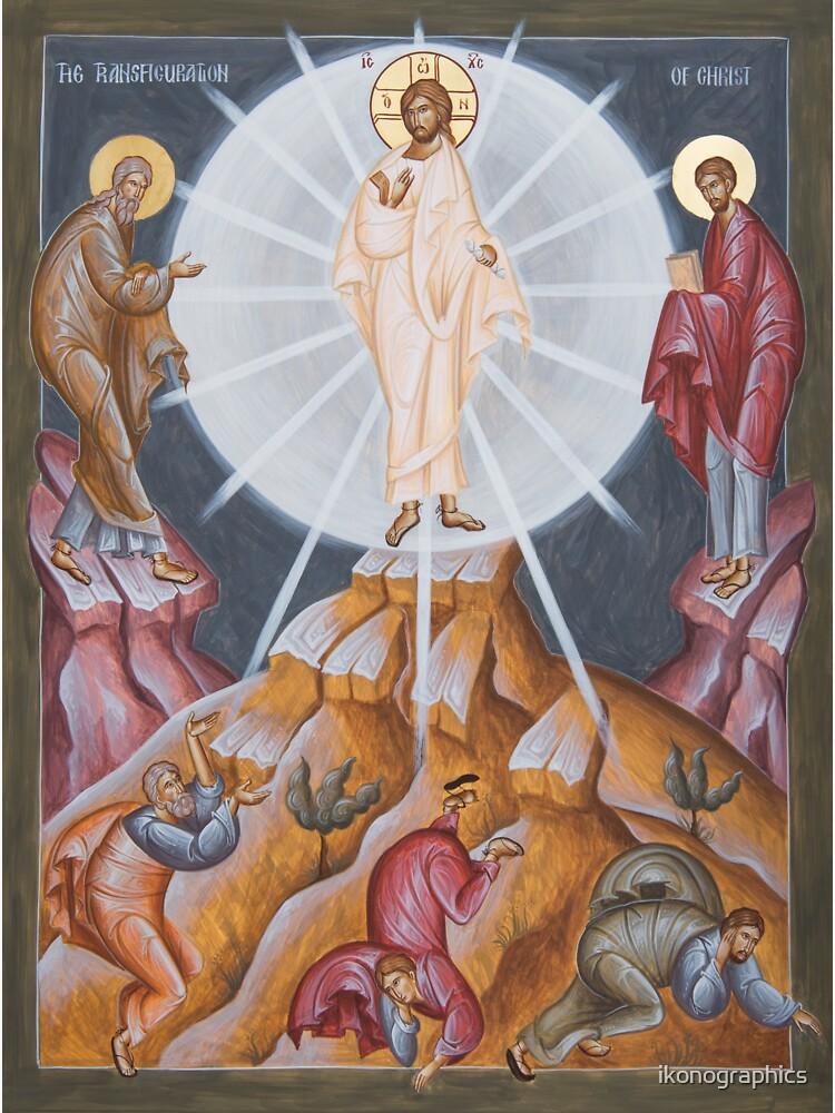 Transfiguration by ikonographics