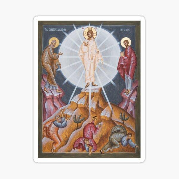 Transfiguration Sticker