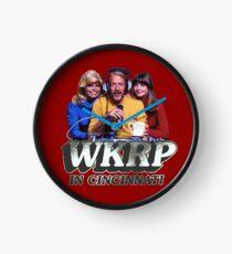 WKRP  Clock