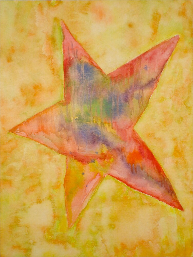 Star of Wonder by Tina Messec
