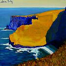 Cliffs of Moher III, Clare, Ireland by eolai