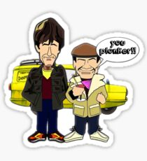 Only Fools And Horses 'You 'Plonker' Sticker
