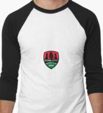 Cork City FC Men's Baseball ¾ T-Shirt