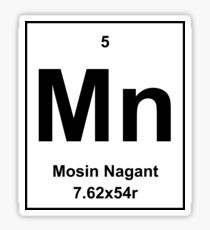 Pegatina Elemento de Mosin Nagant