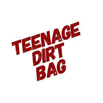 Teenage dirt bag by Wallfower