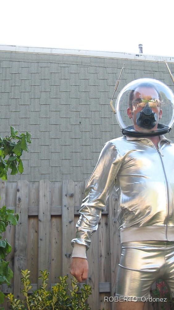 alien or astronaut? by Robert Ordonez