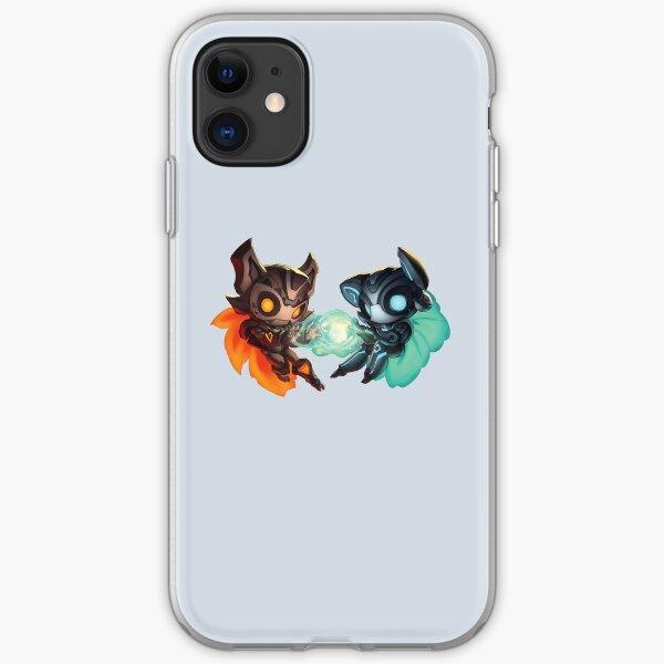 Afi & Galu Splash Art iPhone Soft Case