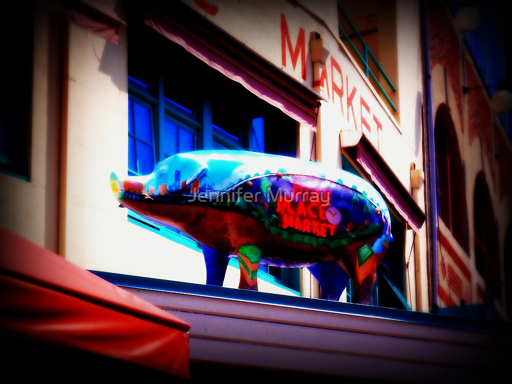 This Piggy Went to The Market by Jennifer Murray