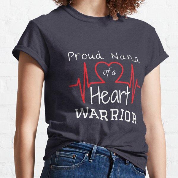 Vizor Womens Heart Disease Awareness Off Shoulder Tops Sweatshirts Support for Heart Health