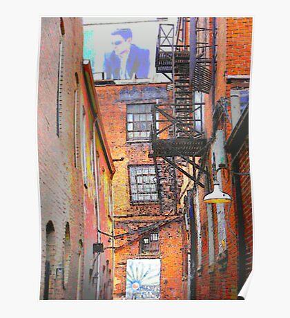 Alleyway... Poster