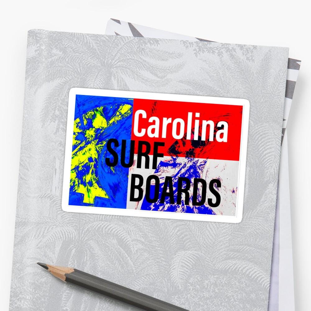 Carolina Surf boards by barryknauff