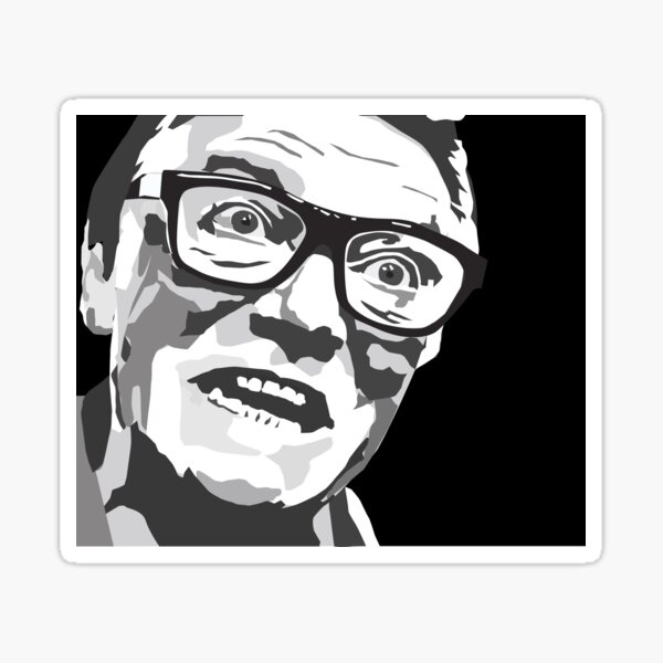 Brick top - the snatch  Sticker