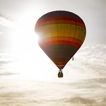 Sunny Hot Air by Zort70