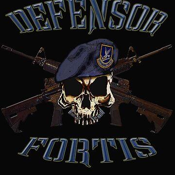 SF Defensor Fortis Xm4s by ZeroAlphaActual