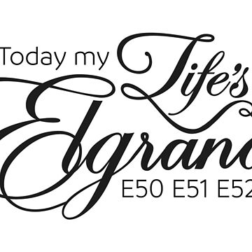 Today my Life's Elgrand by MarkPMB