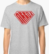 Arroz SuperEmpowered (Red) Classic T-Shirt