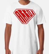 Arroz SuperEmpowered (Red) Long T-Shirt